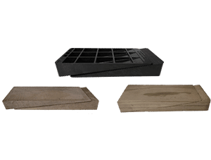 manufactured housing wedges